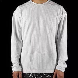 New Nike Men's Size XL NIKELAB WHITE BLACK